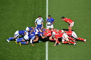Mundial de Rugby 2011