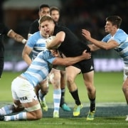 All Blacks vencen a Los Pumas