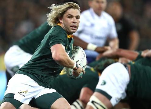 Sudáfrica recupera el quinto puesto en el Ranking de World Rugby