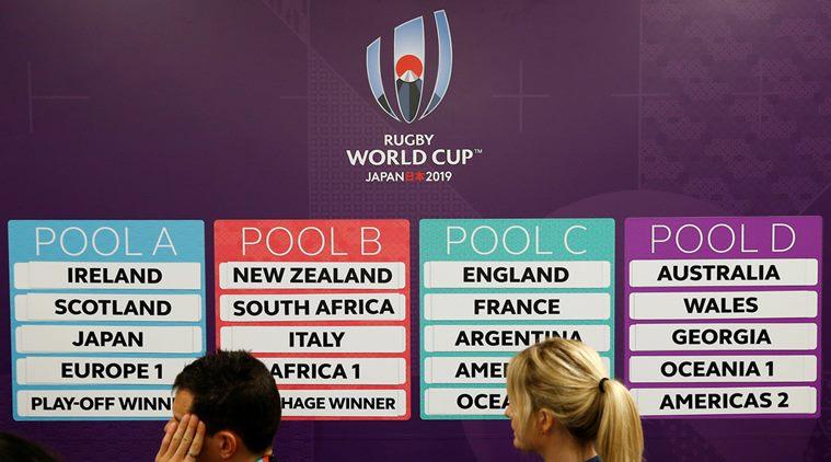 Calendario Mundial Rugby 2019.Fixture Del Mundial De Rugby 2019