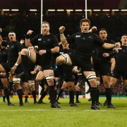 All Blacks en el Rugby Championship