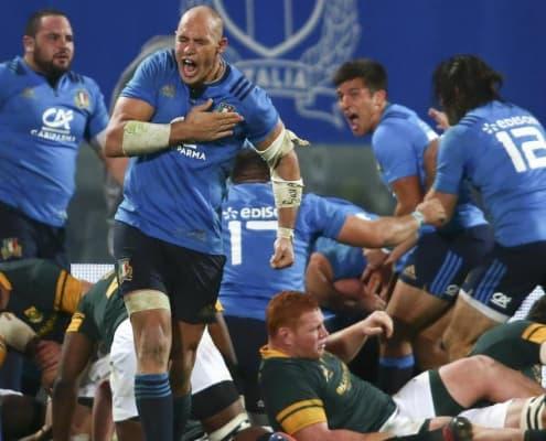 Grupo B del Mundial de Rugby